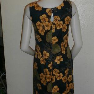 Tommy Bahama Dresses - TOMMY BAHAMA Hawaiian women's dress Navy
